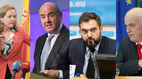 Los españoles que mueven los hilos en la respuesta económica europea a la Covid-19
