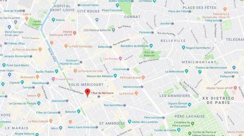 Tres muertos y treinta afectados en un incendio en el centro de París