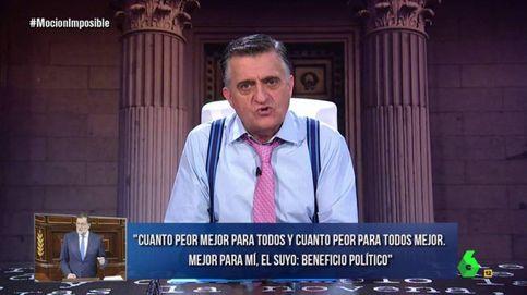 El último lapsus de Rajoy, su peor-mejor discurso para 'El intermedio'