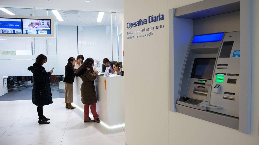 Nuevo filón: la banca liquida 7.000 M. en créditos para cuadrar sus cuentas
