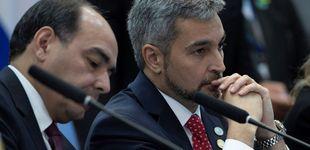 Post de La epidemia de dengue que sufre Paraguay afecta a su presidente, Mario Abdo Benítez