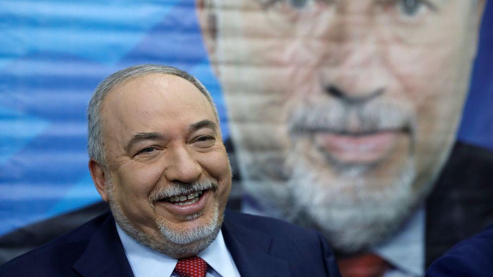 Foto: Avigdor Lieberman. (Reuters)