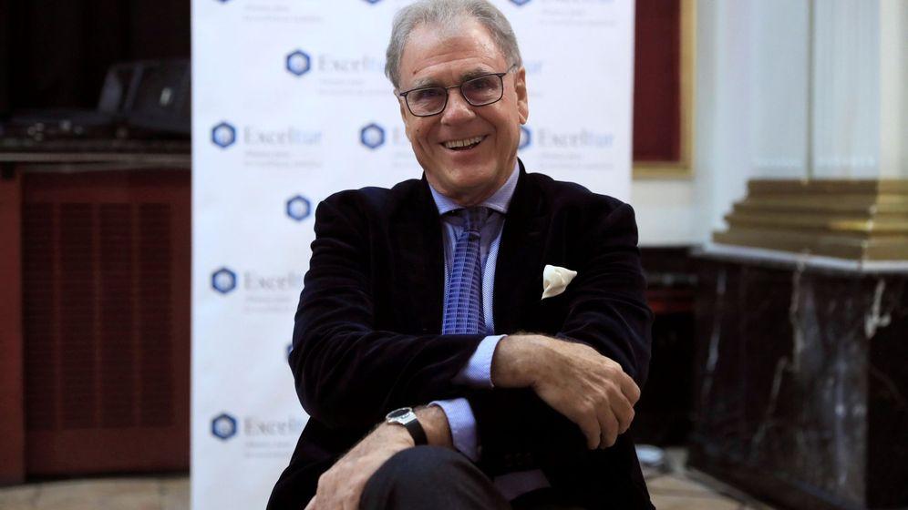 Foto: José Luis Zoreda, vicepresidente ejecutivo de Exceltur. (EFE)