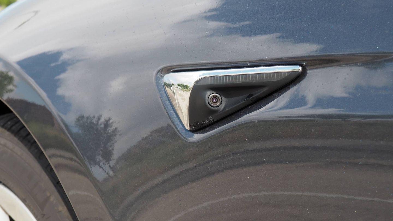 Pincha para ver las mejores imágenes del Tesla Model S.