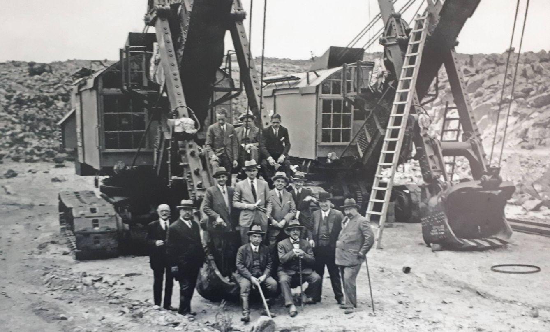 La construcción empezó hace 90 años. (Ayto. de Muelas del Pan)
