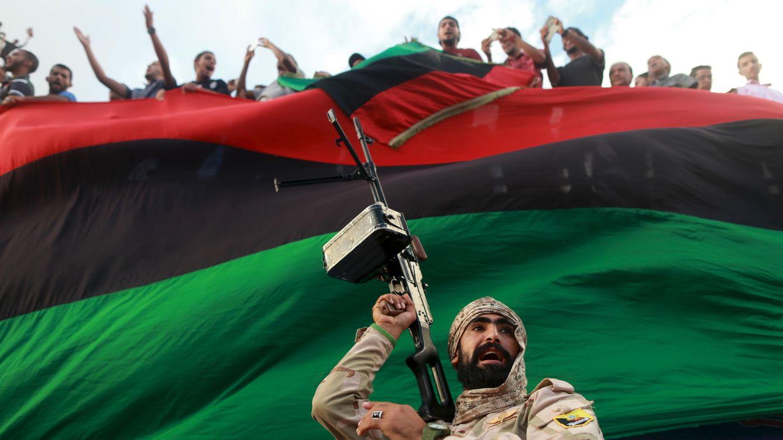 Libia avanza hacia la paz: los rebeldes ceden el poder al gobierno de unidad