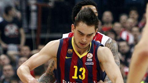 El Barcelona logra un trabajado triunfo ante el Estrella Roja