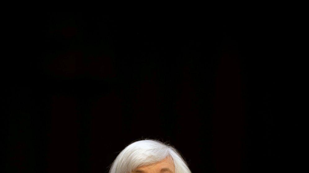 Foto: La presidenta de la Fed, Janet Yellen.