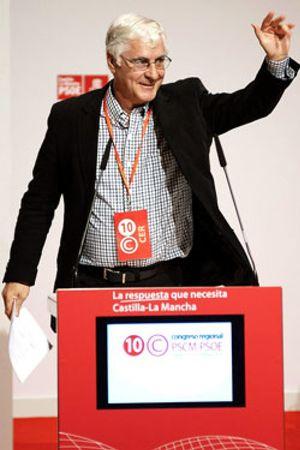 """Barreda culpa al PSOE federal de su derrota y al PP de su """"linchamiento"""""""