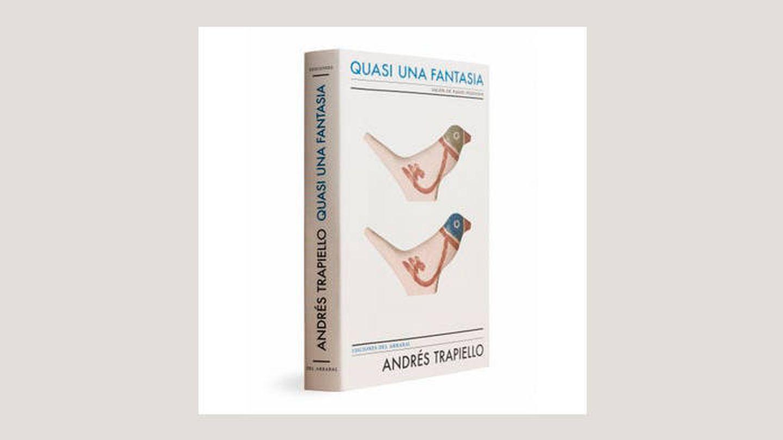 'Quasi una fantasía'. (Ediciones del Arrabal)
