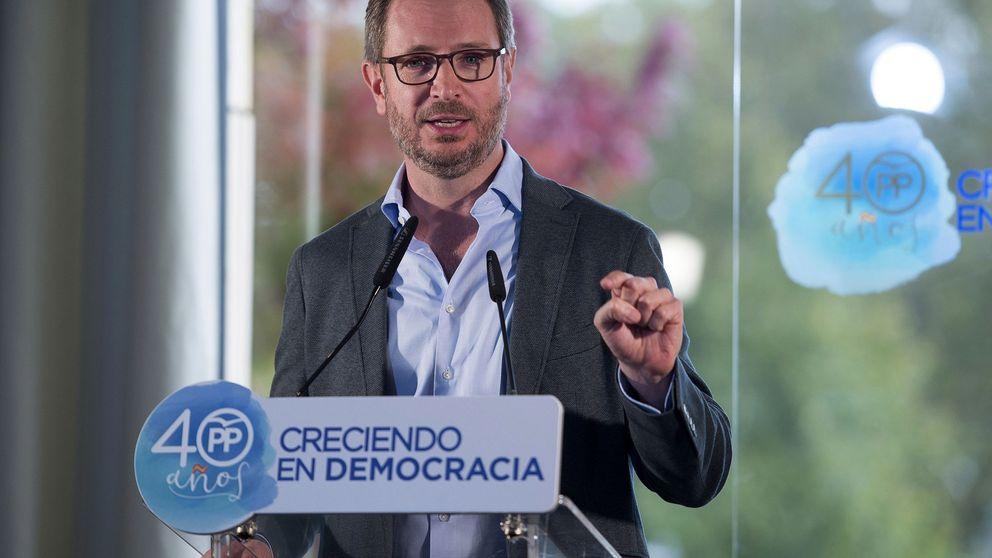 Maroto (PP): Hoy Puigdemont está más solo que nunca en Europa