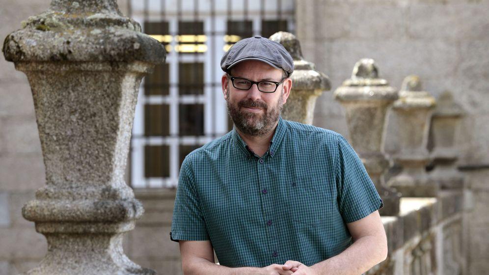 Foto: El alcalde de Santiago de Compostela, Martiño Noriega. (EFE)