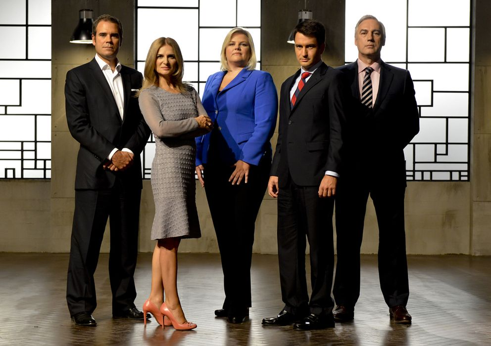 Foto: Los inversores del programa 'Tu oportunidad'