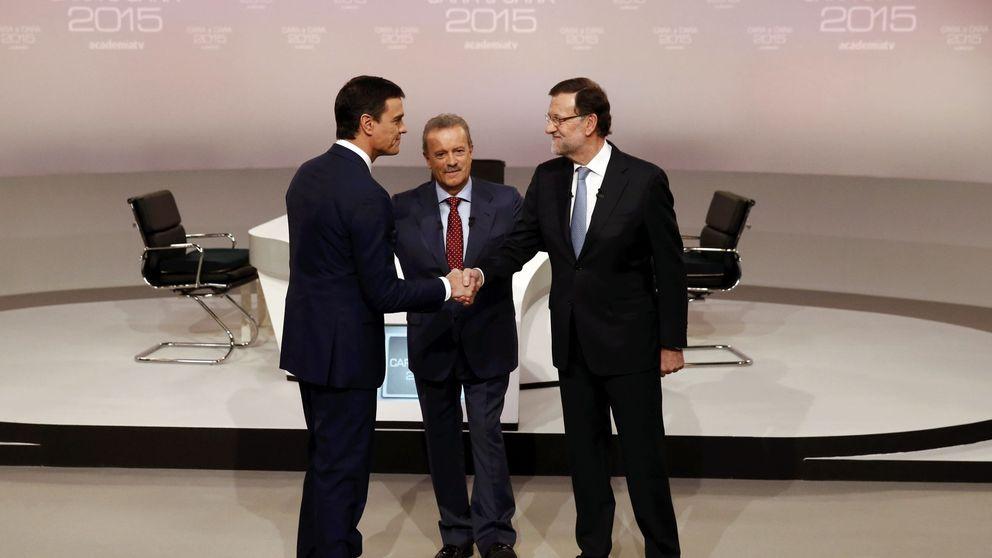 Rajoy y Sánchez pierden en un debate dominado por los golpes bajos