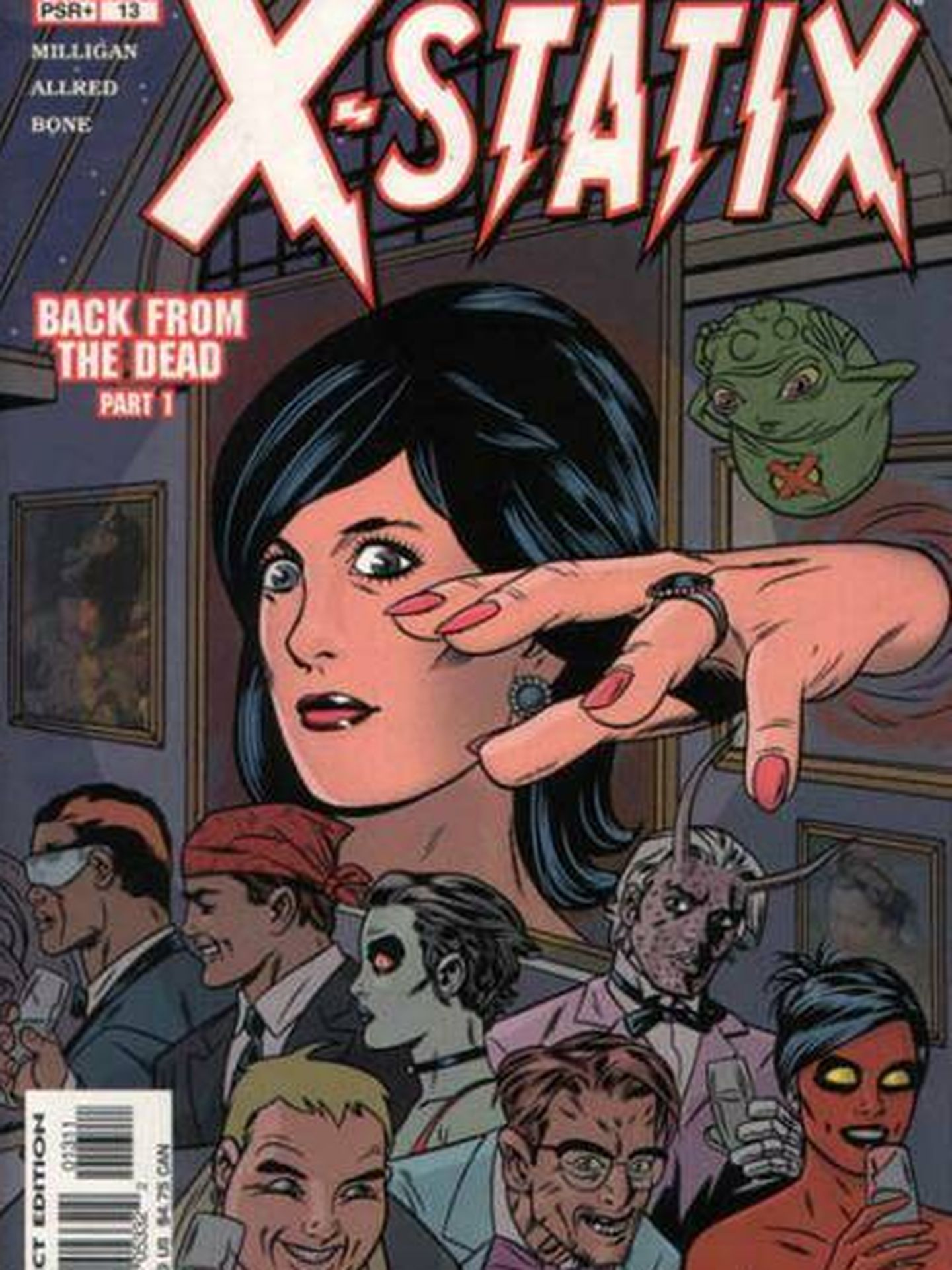 La portada final del cómic sin la princesa Diana. (Marvel)