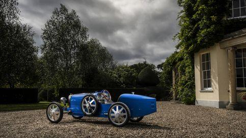 El precio del coche eléctrico de juguete más caro del mundo: el (agotado) Bugatti Baby II