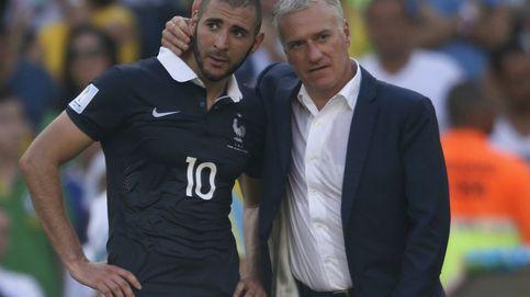 Benzema tiene difícil volver con Francia  aun quedando limpio del 'sextape'