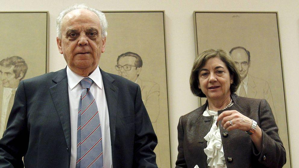 El expresidente del TCU: una jubilación dorada de 212.000 euros
