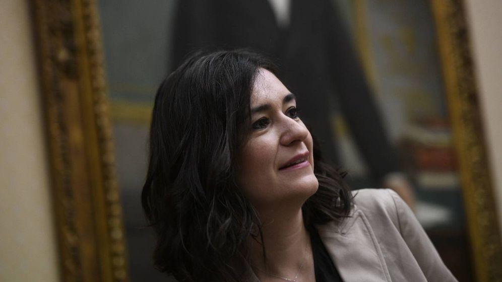 Foto: Carmen Montón, ministra de Sanidad. (Cordon Press)
