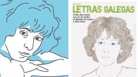 Xela Arias, la quinta mujer homenajeada en el Día das Letras Galegas en casi seis décadas