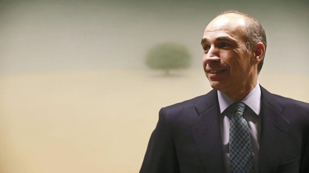 Foto: El consejero delegado de Abengoa, Manuel Sánchez Ortega