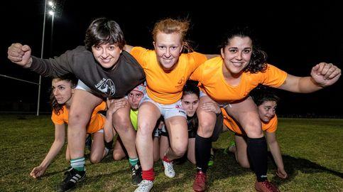Chicas, deporte y el Colegio Estudio