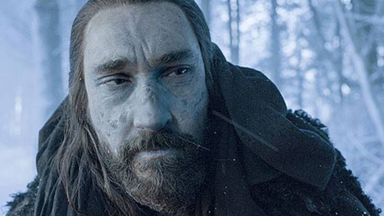 Imagen de Benjen Stark, hermano de Eddard Stark vital en el último episodio de 'Juego de Tronos'