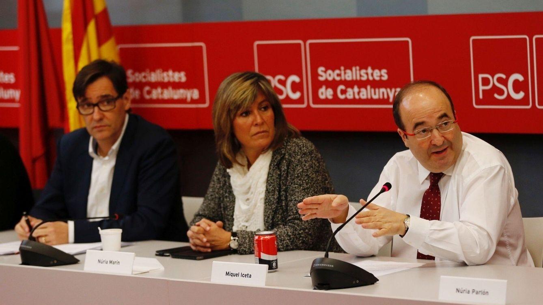 Núria Marín, la candidata con más números para relevar a Parlon en la cúpula de Sánchez