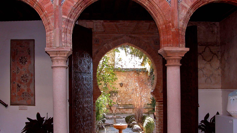 El fastuoso palacio de Mondragón. (Cortesía Turismo de Ronda/Andrés Aguayo)