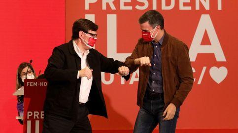 El Gobierno ve alejarse su objetivo de un acuerdo de izquierdas en Cataluña
