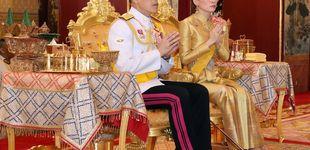 Post de La coronación del rey de Tailandia: lujo y ostentación en medio de la tensión política