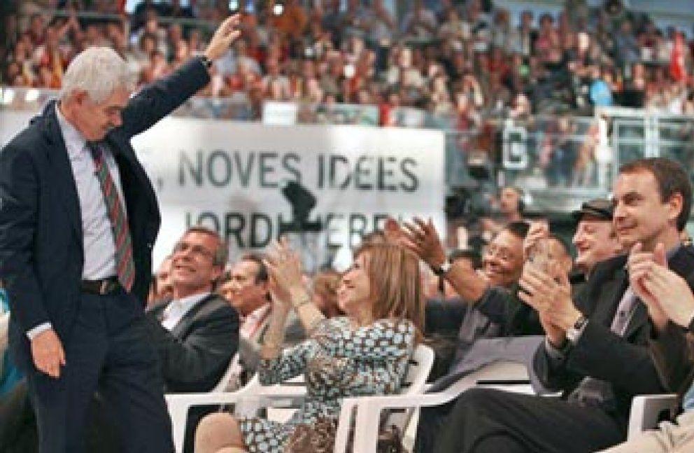 """Foto: Maragall renuncia a la presidencia por carta a un periódico: """"Se han cumplido los objetivos que me propuse"""""""