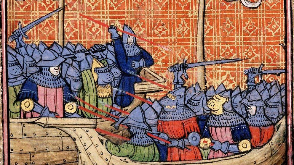 La batalla que humilló a los ingleses y puso el Canal de la Mancha bajo control