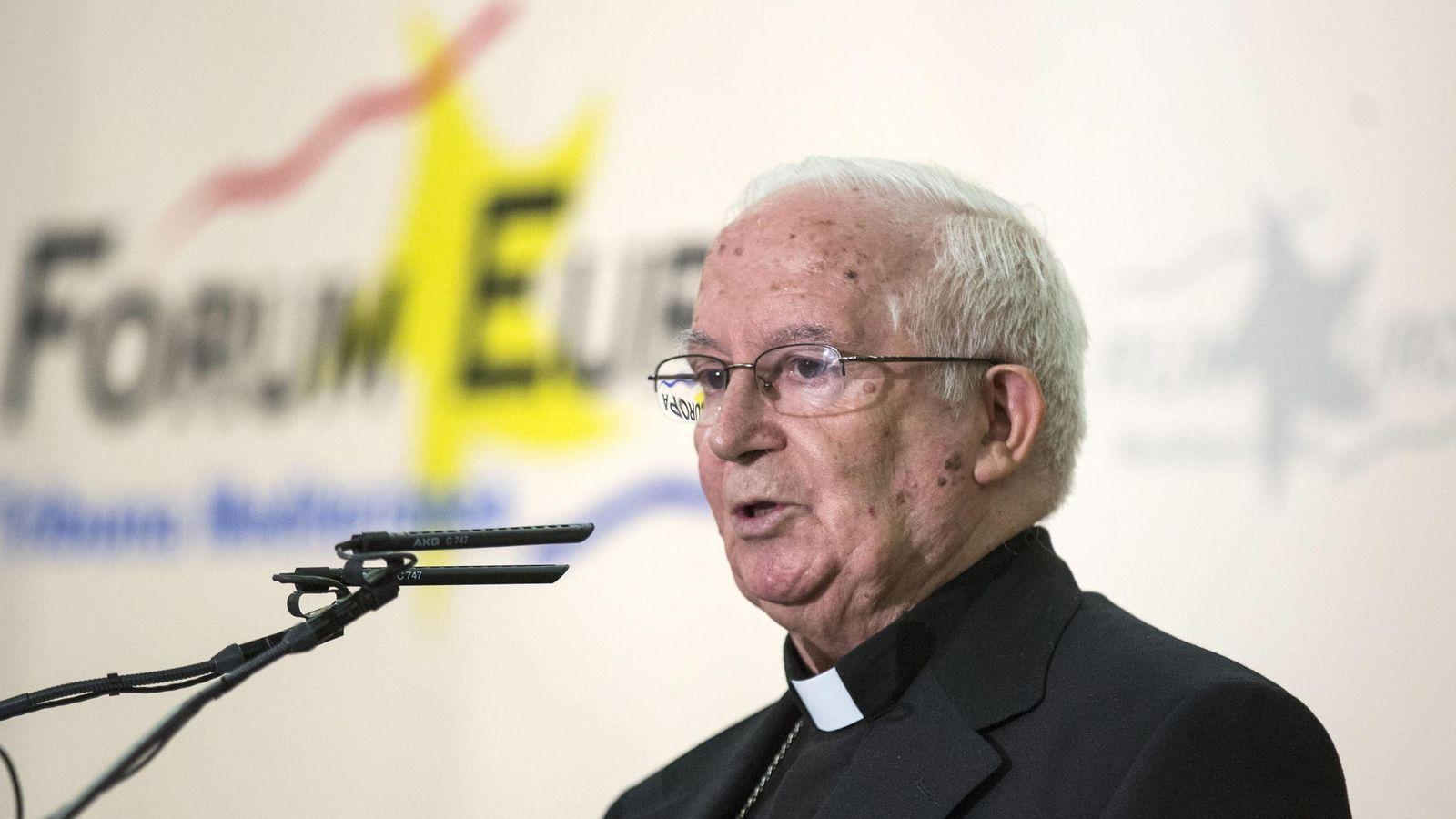 Foto: El cardenal Antonio Cañizares. (EFE)