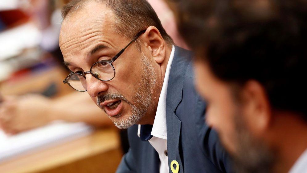 Foto: El diputado del PDeCAT, Carles Campuzano (Efe)