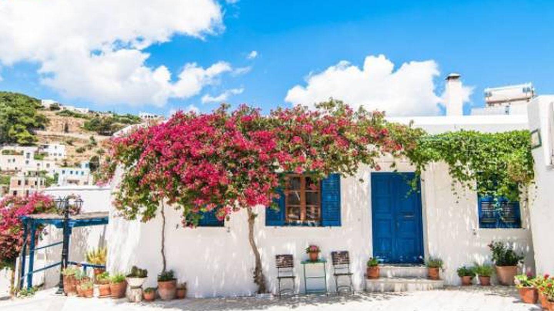 El encantador pueblo de Lefkes. Y hay más. (Foto: Visit Greece)