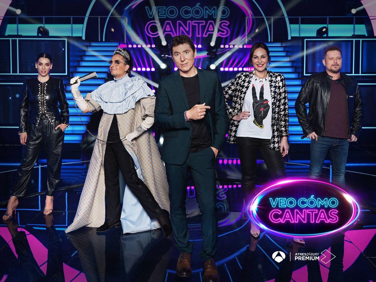Foto: 'Veo como cantas'. (Antena 3)