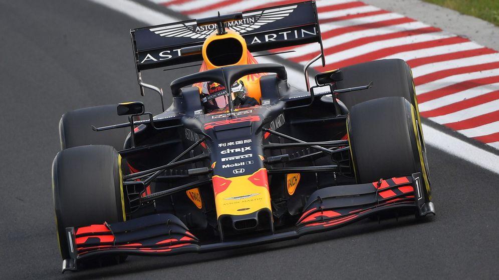 Foto: Max Verstappen durante el Gran Premio de Hungría de Fórmula 1. (EFE)