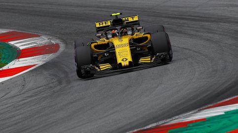Ni Vettel (sancionado) evitó que Sainz siguiera con su idilio en clasificación