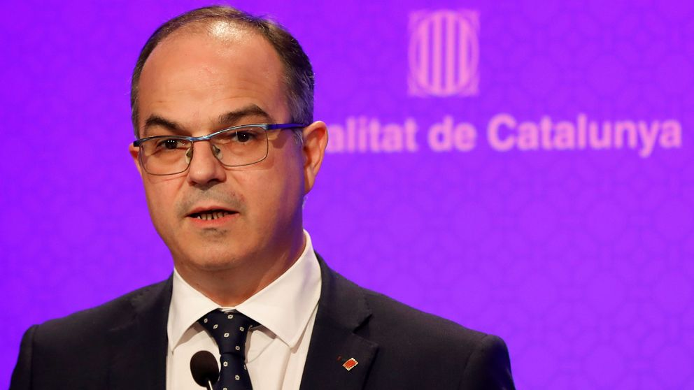 Turull afirma que no está sobre la mesa que Puigdemont convoque elecciones
