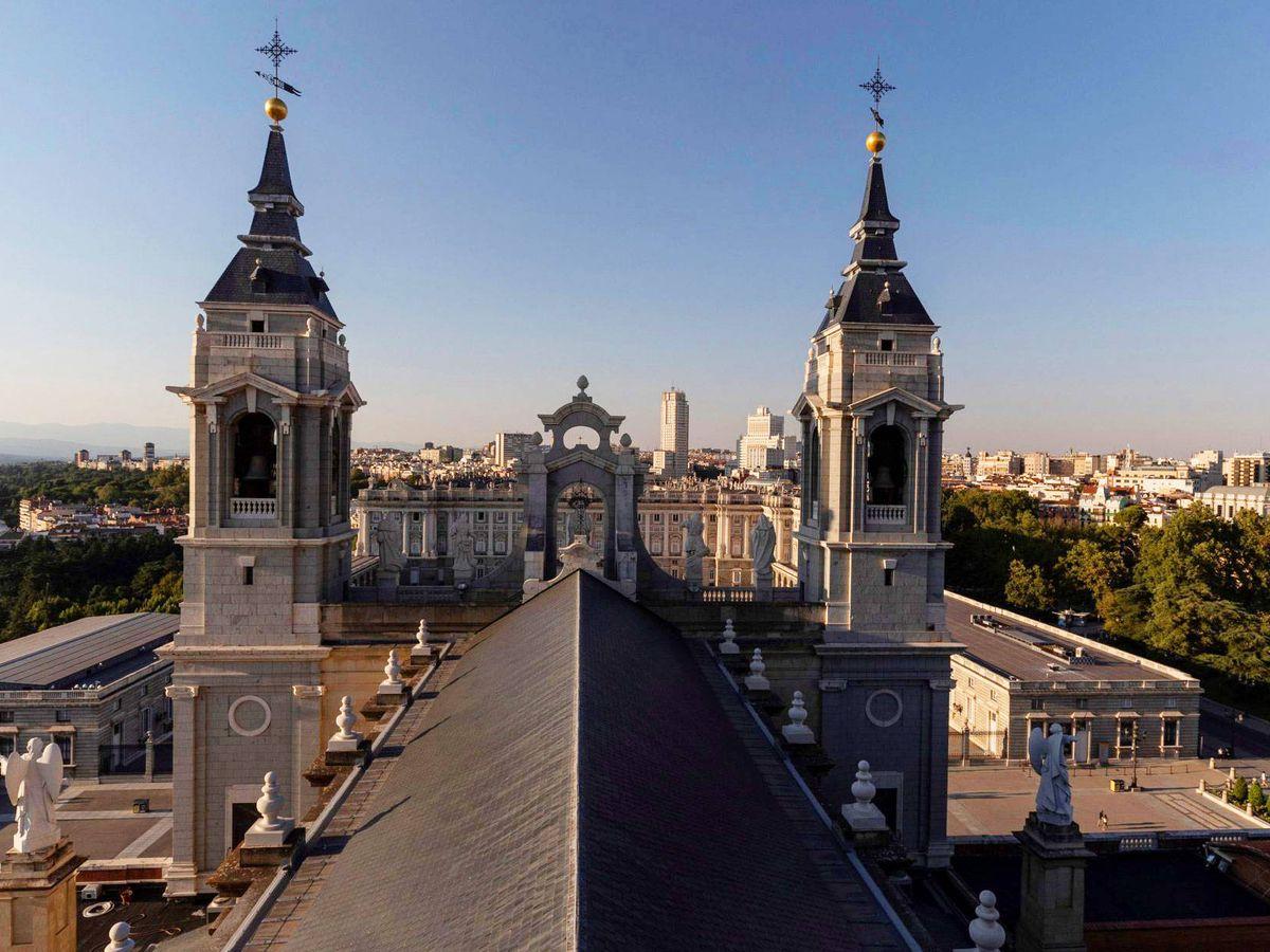 Foto: Catedral de la Almudena de Madrid. (EFE)