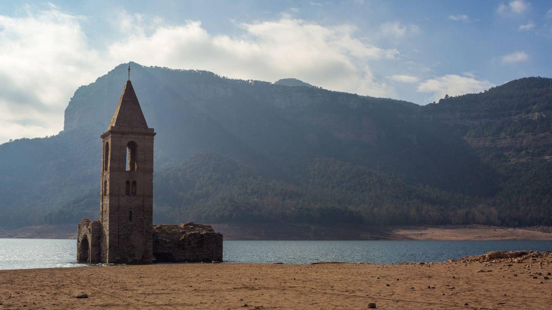 La España sumergida: descubre estos siete pueblos hundidos en embalses