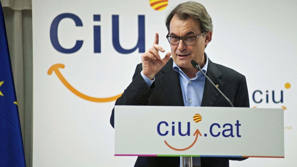 Foto: El presidente de la Generalitat, Artur Mas. (EFE)