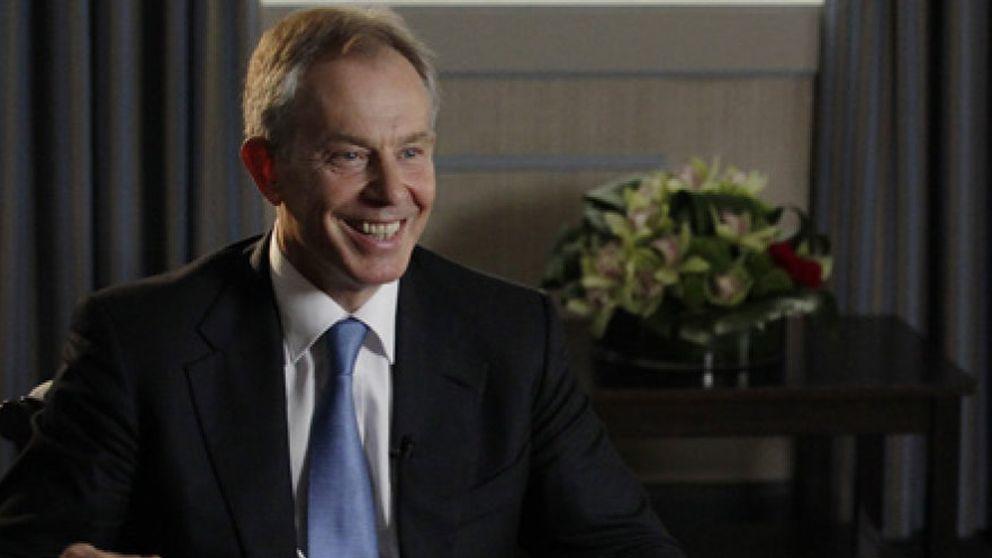 Blair se reunió en secreto con Gadafi seis veces tras dejar Downing Street