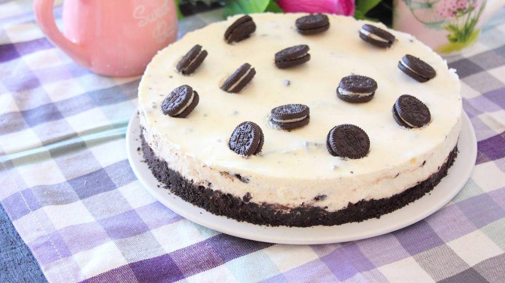 Foto: Cheesecake de Oreo (Mer Bonilla)