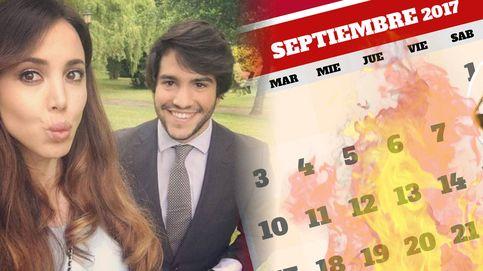 Tras los pasos de la hija de Ignacio González: la otra 'boda maldita' de este fin de semana
