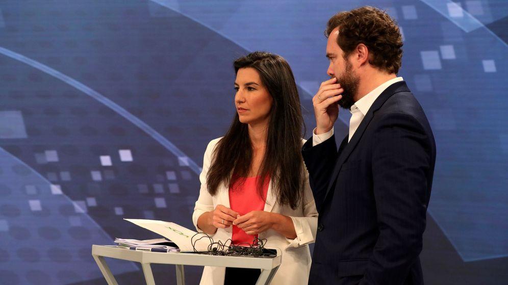 Foto: Rocío Monasterio e Iván Espinosa de los Monteros
