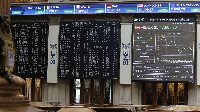 Historias de la bolsa: Diario de un gestor de inversiones en el 'viernes negro'