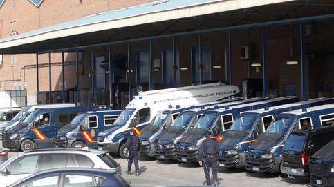 Decenas de detenidos en otra operación contra la nueva 'mafia china' en Cobo Calleja