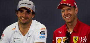 Post de El portazo elegante de Carlos Sainz a Ferrari y cuándo tendrá el mejor McLaren